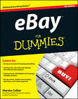 eBay For Dummies by Marsha Collier (Paperback, 2012)