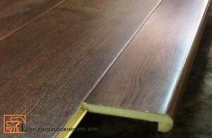 Image Is Loading 12mm Laminate Floor Stair Nose Stairnose  Bullnose Bullnosing