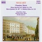 Wolfgang Amadeus Mozart - Mozart: Chamber Music (1992)