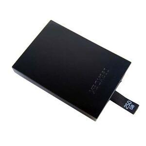 Official-Xbox-360-Slim-250GB-HDD-Hard-Drive-VGC
