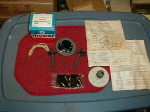 Nos mopar 1969 73 var speed wiper motor rebuild kit for Mopar wiper motor restoration