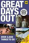 The Days Out Guide: 2012 by AA Publishing (Paperback, 2012)