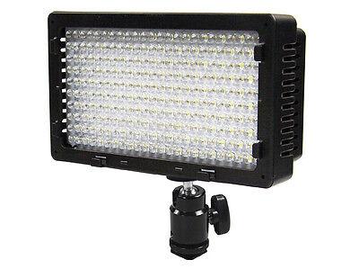 AKTION *** Bi-Color LED Videoleuchte CN 240 CH Kamera-Licht für CANON