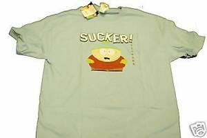 T-Shirt-South-Park-Eric-Cartman-Sucker-New-06-Design-XL