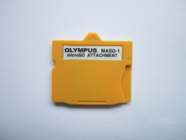 10 pcs Olympus MicroSD Attachment, TF to xD-Picture Card Adapters, MASD-01