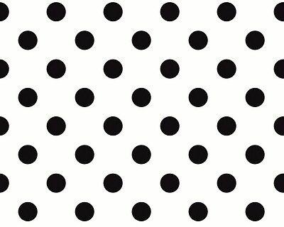 NEU Punkte Schwarz Weiß SCHÖNER WOHNEN 3 Tapete *TOP 2252-14 225214