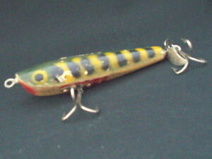 Vintage dalton special fishing lure ebay for Antique fishing lures prices