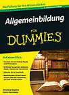 Allgemeinbildung Fur Dummies by Winfried Gopfert, Horst Herrmann (Paperback, 2012)