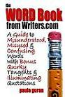 The Word Book from Writers.Com by Paula Guran (Paperback, 2004)