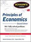 Schaum's Outline of Principles of Economics by Dominick Salvatore, Eugene A. Diulio (Paperback, 2011)