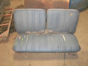 72-73-74-75-76-FORD-TORINO-RANCHERO-500-SPLIT-FOLDING-FRONT-BENCH-SEAT