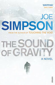 The-Sound-of-Gravity-Simpson-Joe-Used-Good-Book