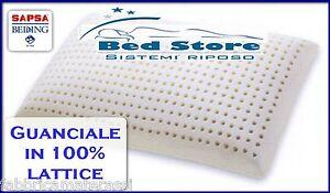 CUSCINO-LETTO-MODELLO-IN-LATTICE-100-H13cm-SAPSA-BEDDING-EX-PIRELLI-BEDDING