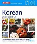 Berlitz Language: Korean Phrase Book & CD by Berlitz Publishing Company (Paperback, 2012)