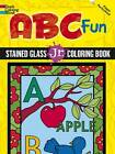 ABC Fun Stained Glass Jr. Coloring Book by Levin (Paperback, 2012)
