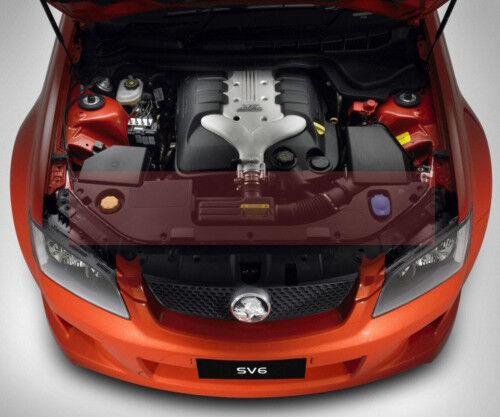 VE COMMODORE V6 RADIATOR COVER SV6 OMEGA BERLINA CALAIS CAPRICE UTE ENGINE 24120