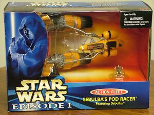 Star-Wars-Episode-I-Sebulba-039-s-Pod-Racer-1998-Action-Fleet