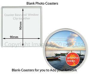 Blank-Photo-Coasters-Packs-1-5-10-Square-Round