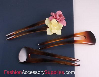 10pcs-120mm Plastic hairpin,hair comb -(B169-B)