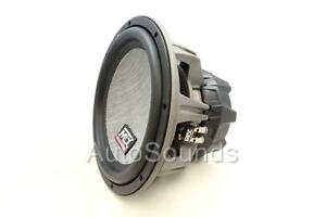 MTX-Audio-T812-44-1500-Watts-THUNDER-8000-Series-12-034-Dual-4-Ohm-Car-Subwoofer