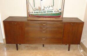 RARE-Harvey-Probber-Credenza-Side-Board-Dresser-Mid-Century-Modern-Chest