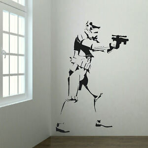 EXTRA-LARGE-STORM-TROOPER-STAR-WARS-LIFE-SIZE-WALL-ART-BIG-MURAL-STICKER-DECAL