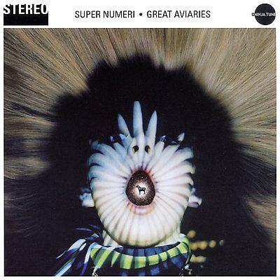 SUPER NUMERI 'GREAT AVIARIES' UK LP BRAND NEW SEALED DISTRIBUTOR STOCK