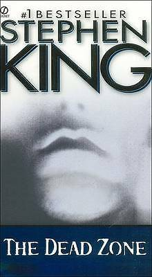 King, Stephen, The Dead Zone (Signet), Mass Market Paperback, Very Good Book