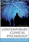 Contemporary Clinical Psychology by Thomas G. Plante (Hardback, 2010)