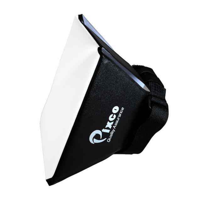 Pixco Flash Diffuser Soft Box For 600EX 580EX 550EX 540EZ 430EX 420EX 380EX