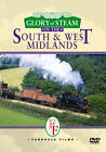 Glory Of The Steam In The South And West Midlands (DVD, 2006)