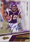 2010 Panini Absolute Memorabilia Sidney Rice Minnesota Vikings #56 Football Card