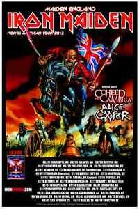 Iron-Maiden-2012-box-office-concert-tour-POSTER-North-America-coheed-alice