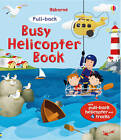 Pull-Back Busy Helicopter Book by Fiona Watt (Mixed media product, 2012)