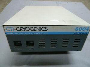 CTI-CRYOGENICS-8004-CONTROLLER-HELIX-TECHNOLOGY-CORP