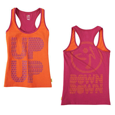 Zumba Up Down Racerback Zumbawear Top
