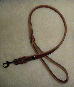 1-2-X-24-LATIGO-LEATHER-DOG-TRAFFIC-LEAD-WITH-CHROME-SWIVEL-BOLT-SNAP
