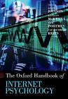 Oxford Handbook of Internet Psychology by Oxford University Press (Paperback, 2009)