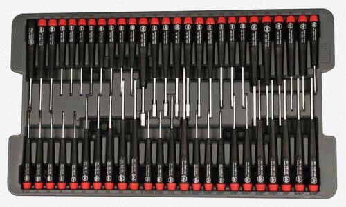 Wiha 51 Piece Master Technicians Precision Driver Tool Set 92191 German Made