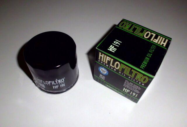 HIFLO FILTRO OLIO HF191 PER TRIUMPH 800 Bonneville 01 02 03 04