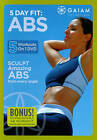 5 Day Fit: Abs (DVD, 2011)