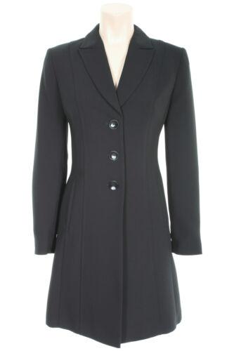 Busy Black Long Ladies Jacket