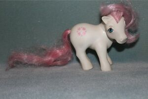My-Little-Pony-Megan-039-s-Pony-SUNDANCE-Vintage-1983
