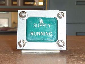 DRS-Power-6981ED166-1445-Green-Supply-Running-Indicator-Light