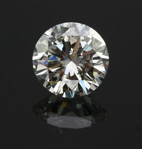 0-75-ct-Round-Synthetic-Crystal-Carbon-Stone-Outshines-Diamond-and-Moissanite