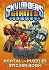 Skylanders Portal of Puzzles: Sticker Activity Book by Penguin Books Ltd (Paperback, 2013)