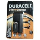 Duracell 3 in 1 USB Charger