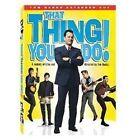 That Thing You Do (DVD, 2007, 2-Disc Set, Directors Cut)