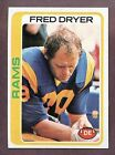 1978 Topps Fred Dryer #366 Football Card