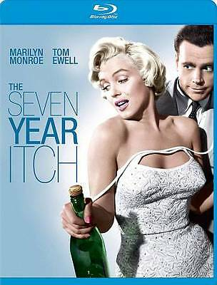 The Seven Year Itch (Blu-ray Disc, 2012)